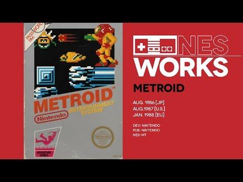 Metroid retrospective (part 1): Me and my Ze-best gal | NES Works #048 Pt. 1