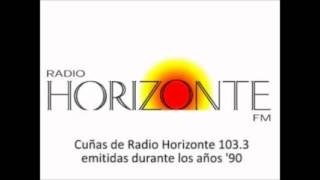 Radio Horizonte G.SALAS edit recording