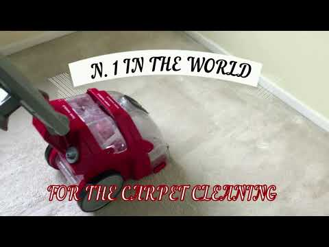 ML Luxury Cleaning: vacuum and cleaning carpet