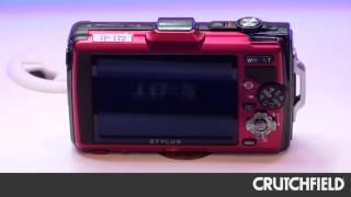 видео Обзор камеры Olympus TG-1 iHS