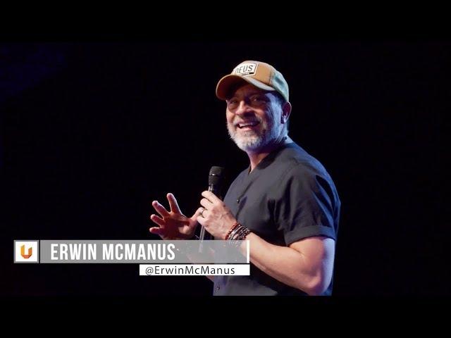 UYWI Natl. Conf. 2018 - Erwin McManus