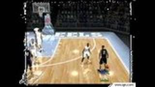 NCAA March Madness 2002 PlayStation 2 Gameplay_2001_12_10_4