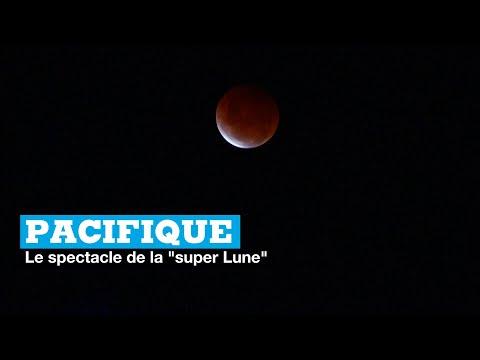 """La """"super Lune"""""""