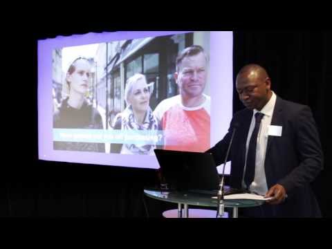 Stanford Rusike of Verifone - Paying today: what shoppers really want