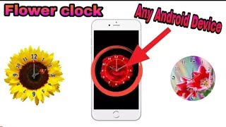 How to Flower clock's Any Android Device (without root) screenshot 2