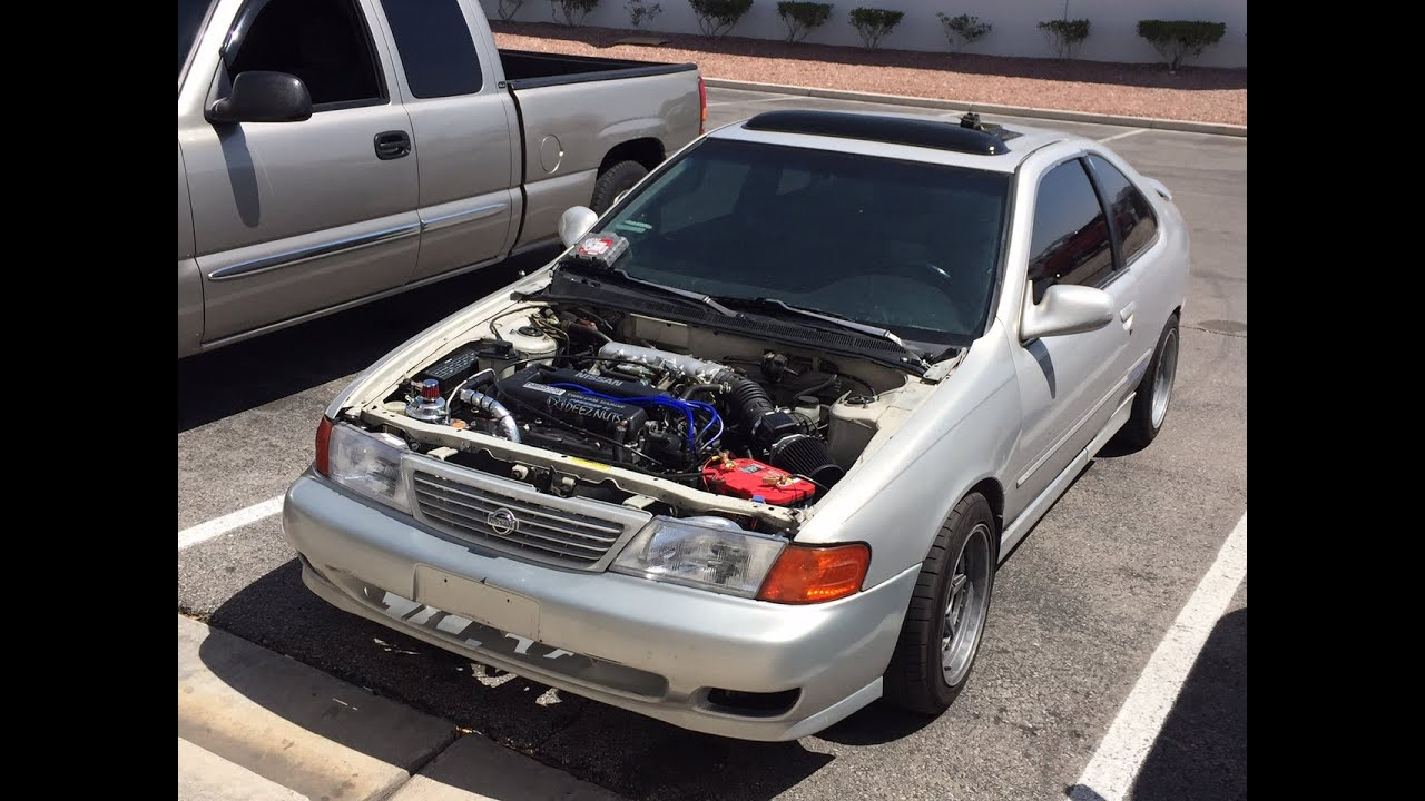 TWISTED MOTION NEO VVL SR20VE B14 200SX SENTRA FOR SALE ...