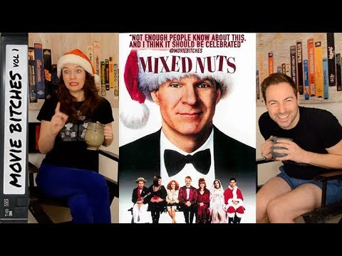 Mixed Nuts | Movie Review | MovieBitches Retro Review Ep 29