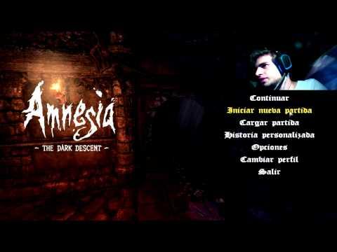 Especial Halloween // Amnesia // El susto supremo