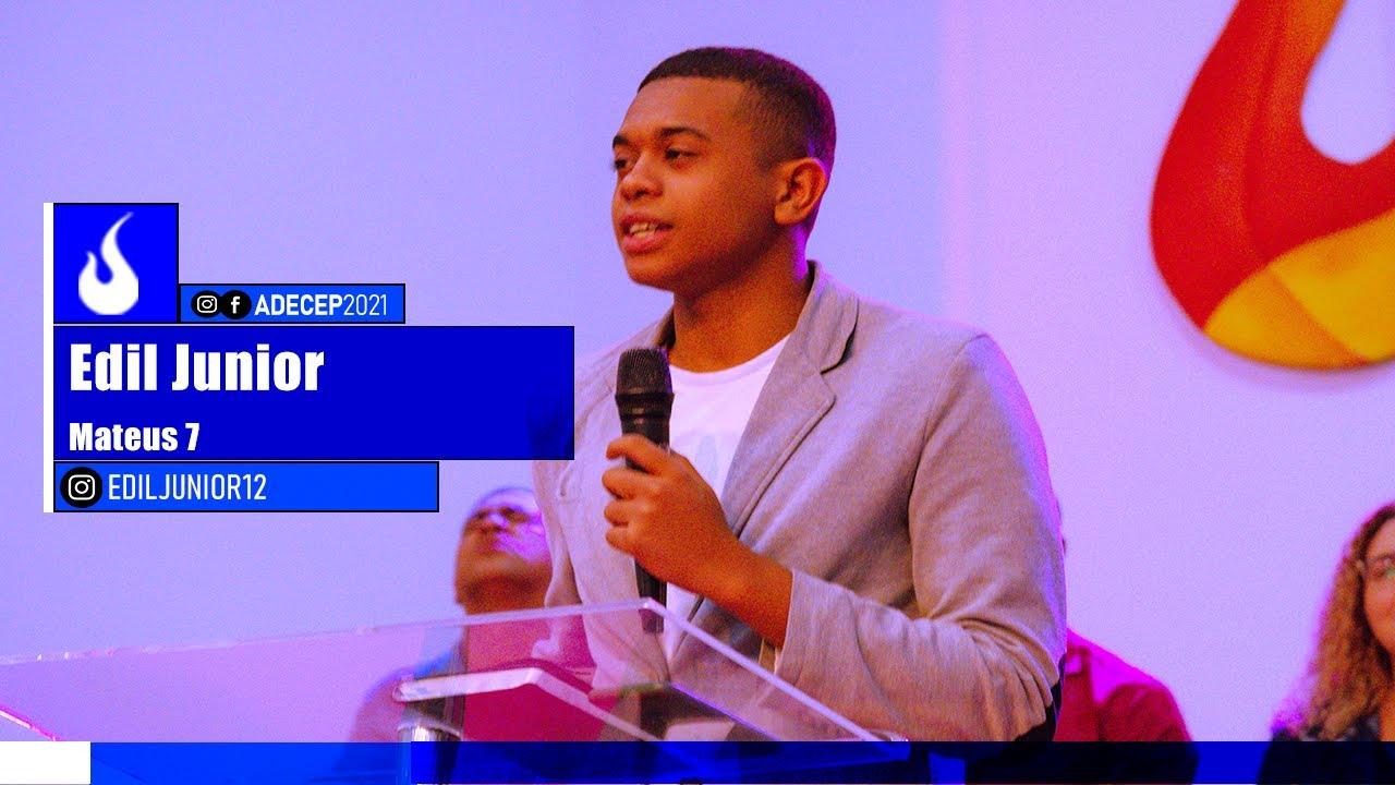 Download Edil Junior | Mateus 7 #pregação