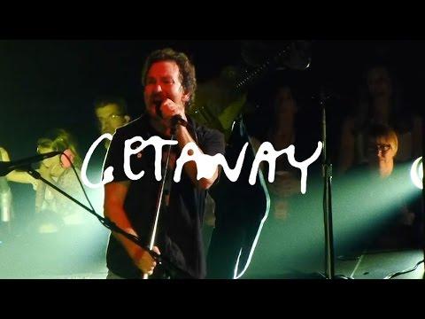 Pearl Jam - Getaway, Amsterdam 2014 (Edited & Official Audio)