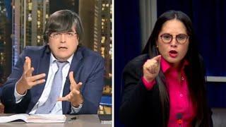 JAIME BAYLY SE LAS CANTA CLARITO A ZULAY RODRÍGUEZ