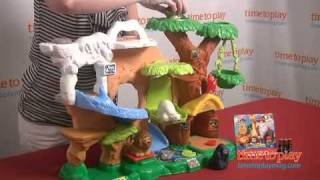 Little People Zoo Talkers Animal Sounds Zoo from Fisher-Price