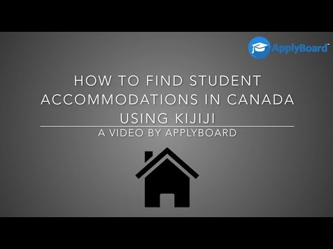 How to find student accommodations in Canada - ApplyBoard