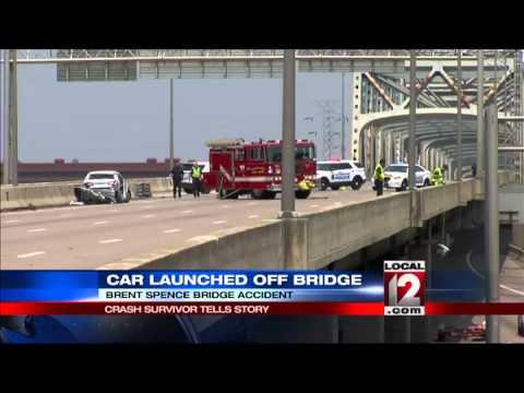 Brent Spence Bridge crash survivor tells story
