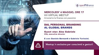 VIII Virtual Meetup  - Global Brand