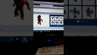My Roblox animations