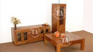 Wooden Living Room Furniture Indian Furniture Handicraft
