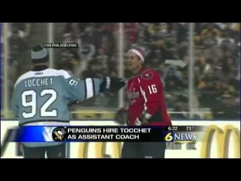 Penguins hire Mike Johnston as coach