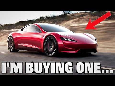 Buying The New $200K Tesla Roadster! INSANE 1.9 Second 0-60!!