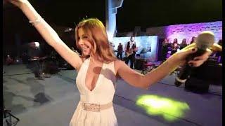 Nancy Ajram - Badna Nwalee El Jaw - Concert نانسي عجرم - بدنا نولع الجو