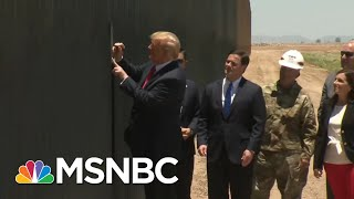 Thanks To COVID-19, 'Americans Are Too Dangerous To Be Let Out Of Our Own Country' | All In | MSNBC