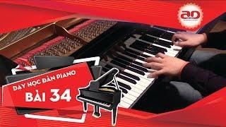 Dạy học đàn piano - Bài 34: - Tạ Ngọc | Trung tâm Nghệ thuật Adam