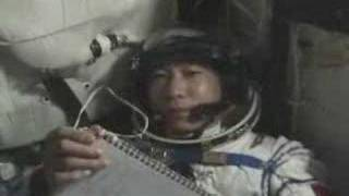shenzhou 5: first chinese in space
