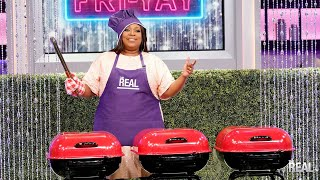 Friday on 'The Real': Will It Grill?