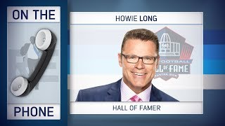 Hall of Famer Howie Long Discusses Player Saftey, Big Hits & More w/Rich Eisen | Full Interview