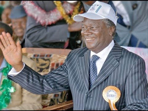Leaders eulogize 'Total Man' Nicholas Biwott