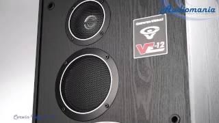 Напольная акустика Cerwin Vega VE 12(Напольные акустические системы Cerwin-Vega VE-12 имеют вполне узнаваемый, и в то же время весьма ностальгический..., 2014-03-25T15:19:01.000Z)