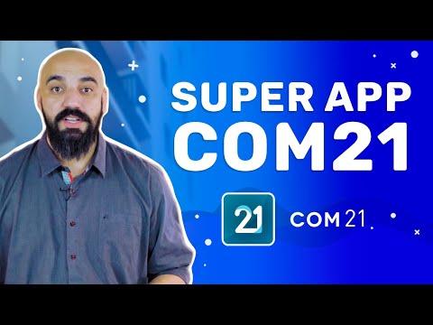 Super App COM21: A melhor e mais completa Assembleia Online agora, com videoconferência!