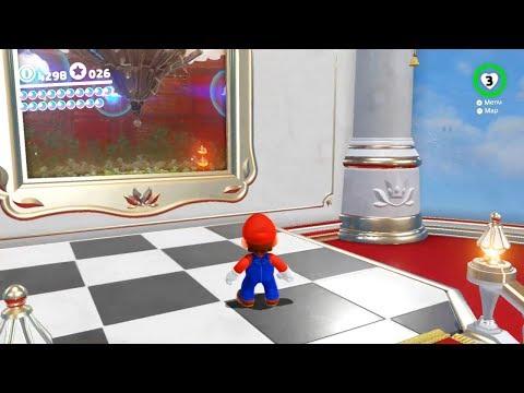 Super Mario Odyssey [Part 34] - Nostalgia Allergies for Useless 1-UP Mushrooms!
