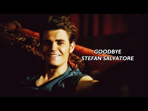 Stefan Salvatore | [1x01 - 8x16] - Goodbye