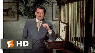 The Sting (9/10) Movie CLIP - You