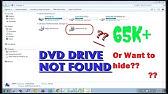 Cara Mengatasi Cd Dvd Tidak Kedetek Di Laptop Pc Windows 10 Youtube
