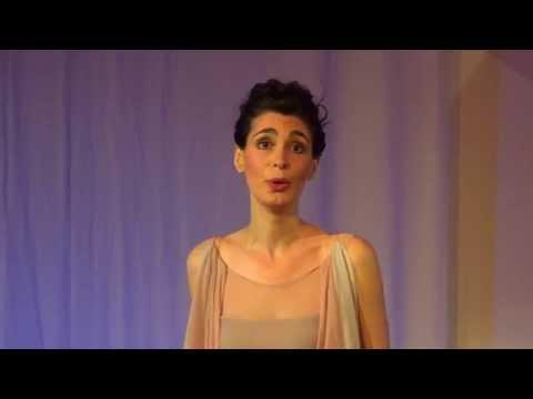 Anna singt Arien aus Opern und Oratorien