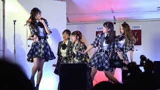 LaLuce 2018.11.02 ♪Everything will be all right/東京タワー(ラストアイドル)