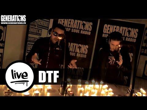 Youtube: DTF – Dans Le Noir (Live des studios de Generations)