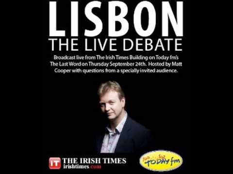 Lisbon Treaty Debate (Part 9)