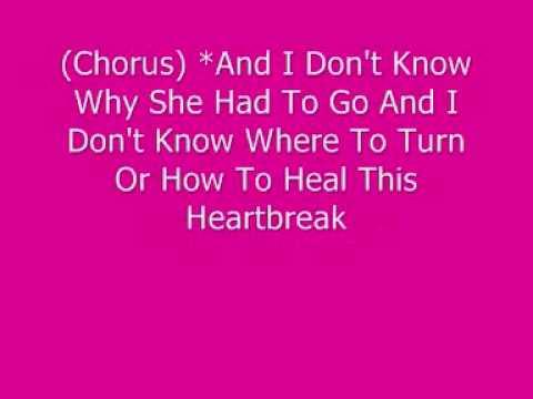 Heal This Heartbreak Lyrics by JLS