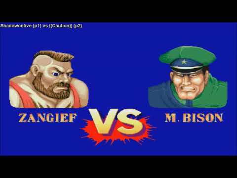 [HD] - Fightcade - Street Fighter 2 Champion Edition - Shadowonlive(BRA) Vs Caution(BRA)