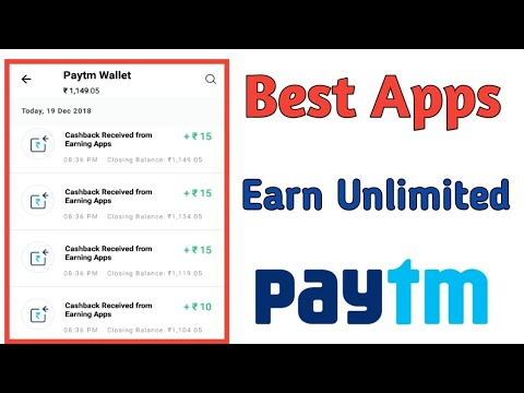 unlimited paytm cash app download !! paytm money earning apps for android