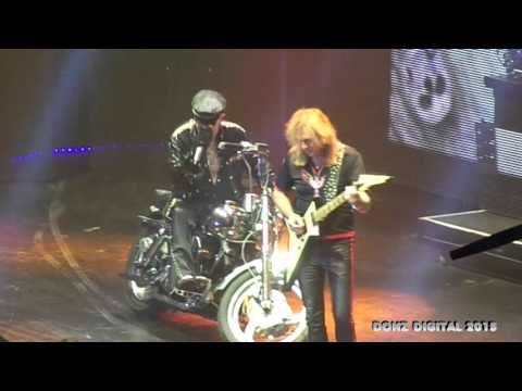 """Judas Priest - Hell Bent for Leather - """" Live"""" HD -  Regina 10-31-2015"""
