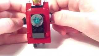 Custom Lego Iron Man Hulkbuster Armor Review