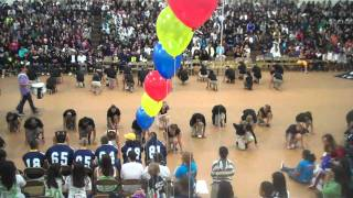 yv dance iii and drumline