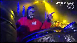Slipknot - Rock In Rio 2011 - WAIT AND BLEED HD