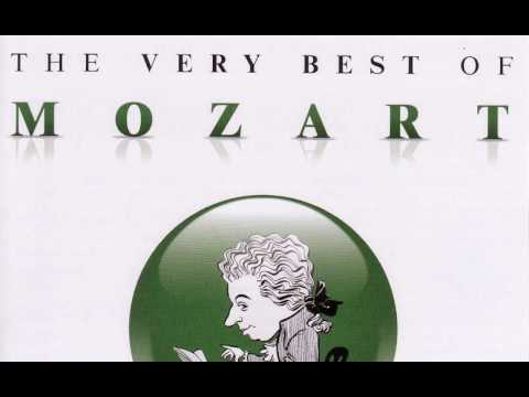 The Very Best Of Mozart【 CD 1 of 2】