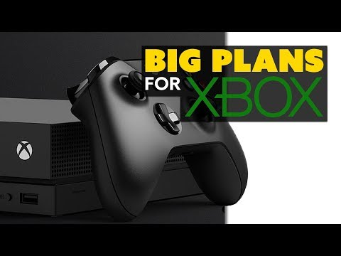 Xbox's Big NEXT-GEN Plans - The Know Game News