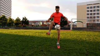 Футбольный фристайл. Видео урок по HTW / Football freestyle . Video lesson on HTW